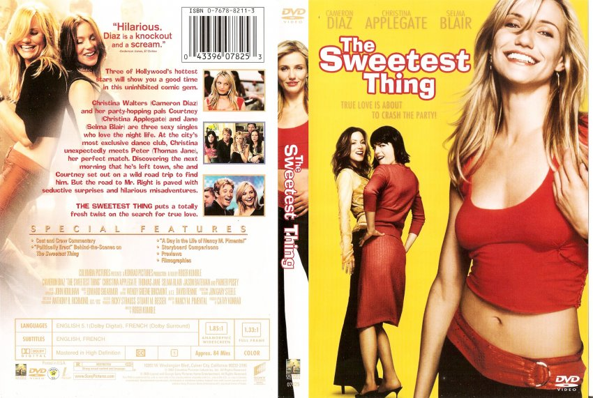 Sweetest Thing - Movie...