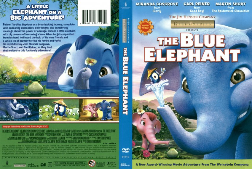 Blue elephant movie