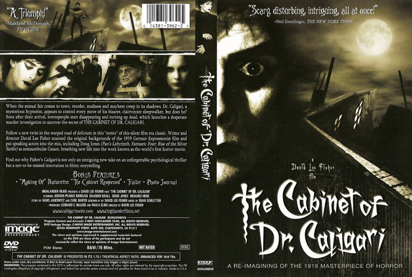 Cabinet Of Dr Caligari Dvd - Nagpurentrepreneurs on