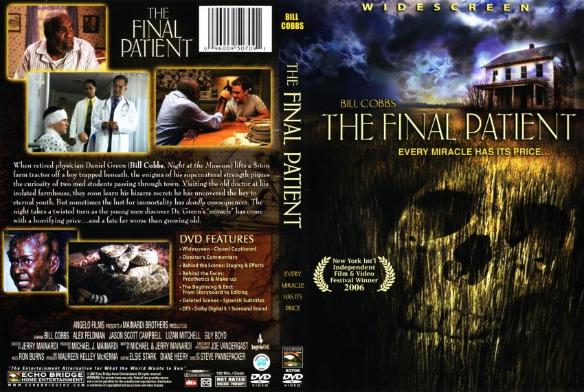 The Final Patient movie