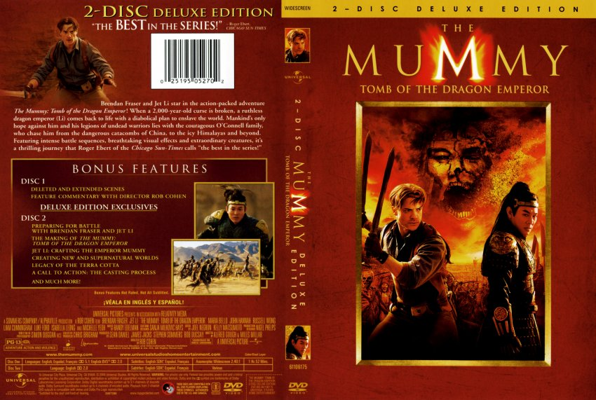 mummy tomb of the dragon emperor dvd cover mummy 3 tomb of the dragon    The Mummy Tomb Of The Dragon Emperor Three Headed Dragon
