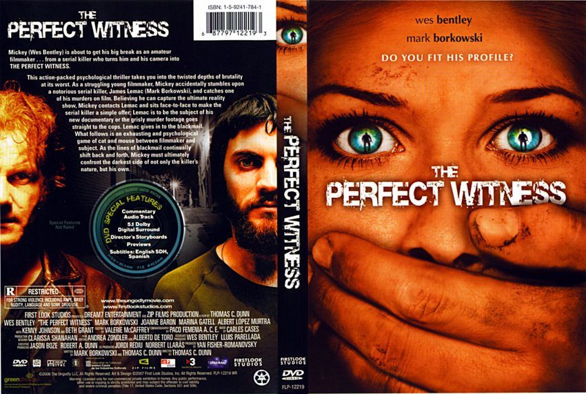 The Perfect Witness  Movie Dvd Scanned Covers  The. Download Resume Cover Letter. Graphic Artist Resume Sample. Strategy Consultant Resume. Resume Format Usa Jobs. How To Make A Better Resume. What Are References On A Resume. Purchasing Manager Resume Sample. Resume College Application
