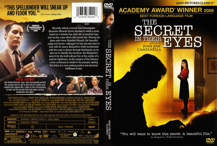 The secret in their eyes free online games