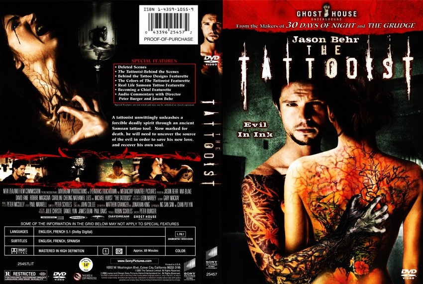 Tattooist movie plot